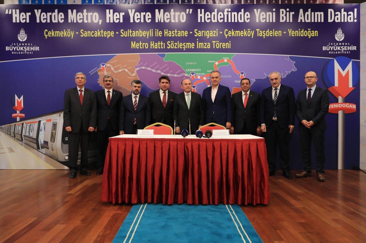 cekmekoey-e-ikinci-metro-hattinin-soezlesmesi-imzalandi