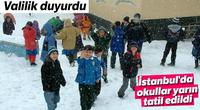 25-subat-2019-pazartesi-guenue-yarin-okullar-tatil